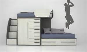 etagenbett mit schrank kinderzimmer jugendzimmer mit hochbett kleiderschrank