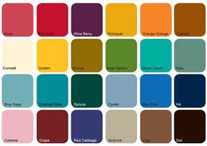 colors of winter right turn werks fall winter color palette 2010 11