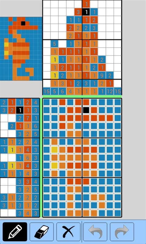 solving color nonograms free picross apps kindle fire on kindle nation daily