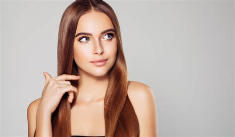 Easy hairstyles for long straight hair   beautyheaven