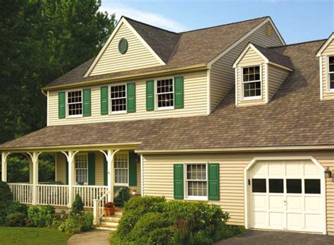 siding we recommend