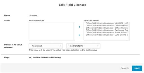 Office 365 License by Provisioning Users To Office 365 Onelogin Help Center