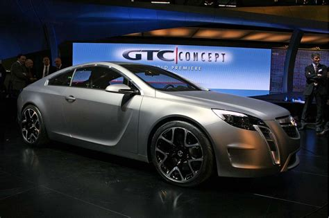 opel era opel gtc a new design era