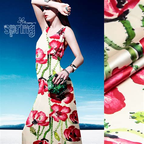 Supplier Popy Dres By Breseis popular poppy fabric buy cheap poppy fabric lots from china poppy fabric suppliers