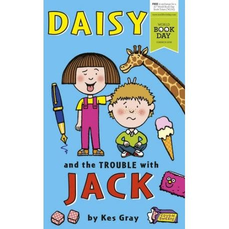 daisy and the trouble with jack english wooks