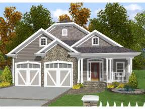 House Plans For Narrow Lots With Front Garage Narrow Lot House Plans Front Garage Cottage House Plans