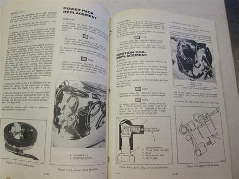 johnson buitenboordmotor handleiding 1980 johnson outboard service manual 9 9 15 hp ebay
