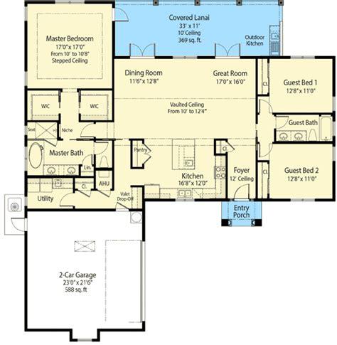 plan 33149zr energy efficient ranch house plan ranch