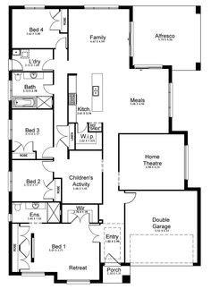 genesta contemporary berm home plan 072d 1088 house houmas ii a floor plan dsld homes floorplans
