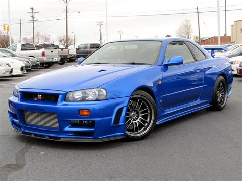 Nissan Skyline Wallpapers Hd