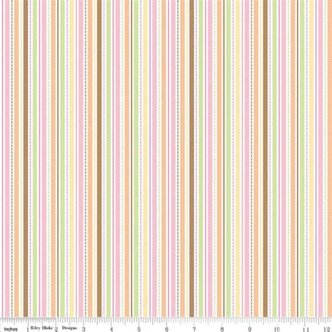 doodlebug designs fabric sweet baby stripe fabric in multi by doodlebug design for
