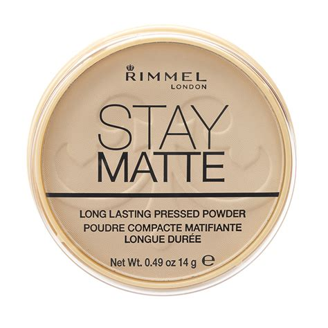 Rimmel Stay Matte Powder Transparent rimmel stay matte pressed powder transparent drugs