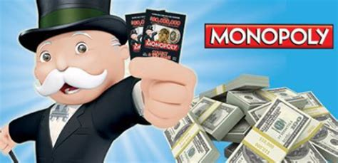 Instant Win Monopoly - monopoly is back will you be a millionaire monopoly instant win here we go
