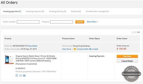 aliexpress cancel order zakupy na aliexpress