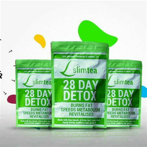 Slim Fast Tea Detox slim tea nigeria 28 days detox archives burn lose
