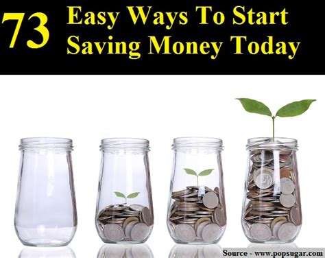 tips on how to start saving money to buy your dream house 73 easy ways to start saving money today home and life tips