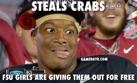 Fsu Memes - most controversial college football players of the last decade