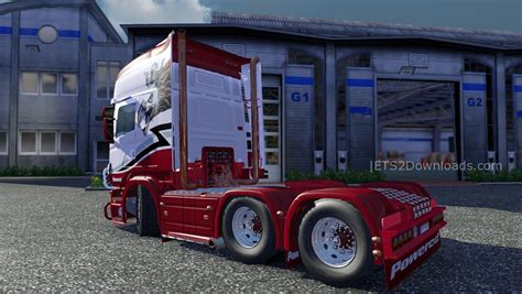 scania sanranos r999 ets 2 mods ets2downloads