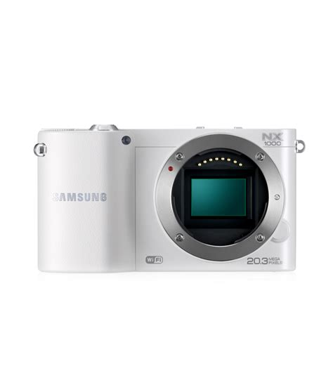 Kamera Mirrorless Samsung Nx1000 samsung nx1000 mirrorless with 20 50mm lens price review specs buy in india snapdeal