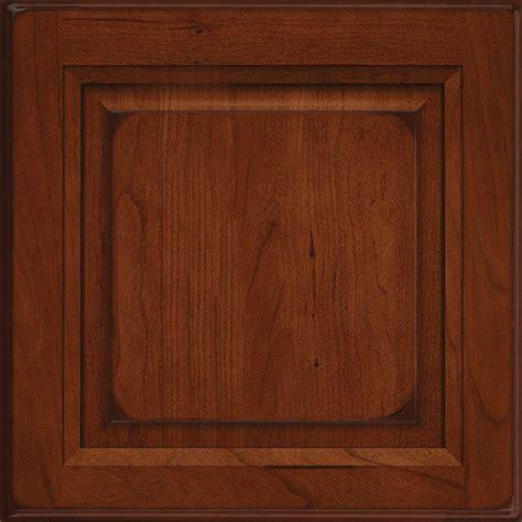 Kraftmaid 15x15 In Cabinet Door Sle In Victoria Cherry Kraftmaid Cabinet Doors