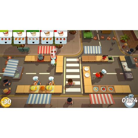 Ps4 Overcooked Gourmet Edition overcooked gourmet edition ps4