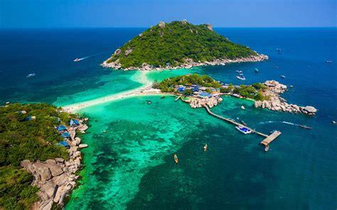 nang yuan island dive resort nang yuan island resort diving resort andaman sea thailand