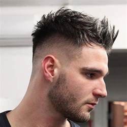 new haircuts hairstyles for men with thick hair 2017