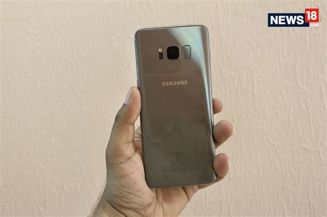 Samsung S8 Mapple Gold Garansi Sein Like New samsung galaxy s8 and s8 plus in pics check out the new