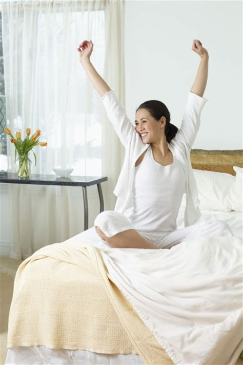 morning stretches in bed how to increase your low iron levels chatelaine