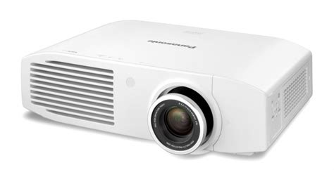 panasonic pt ar100u projector boasts intelligent hd