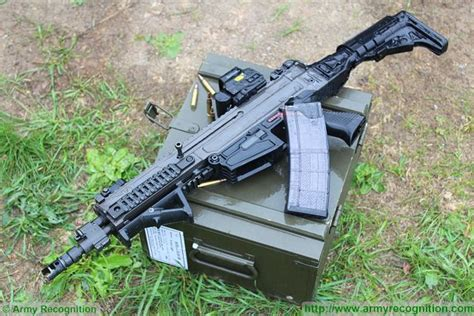 Slop Psr live test firing and review of cz 805 bren assault rifle