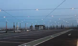 Outdoor Car Park Lighting Freestreet Philips Lighting
