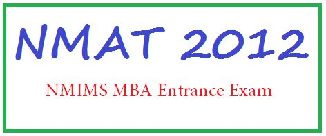 Nmat Mba by Nmat 2012 Career Counselling Aptitude Test Centre