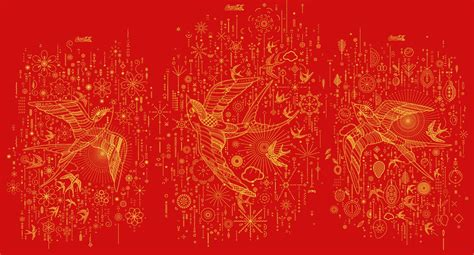 tet new year 2017 coca cola tet 2017 on packaging of the world creative