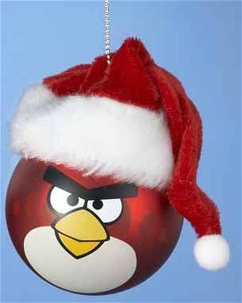 angry birds christmas decorations christmas tree ideas net