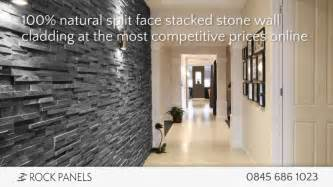 Interior Brick Veneer Home Depot rock panels stacked stone wall cladding split face
