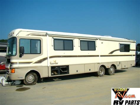 Motorhome Replacement by Rv Parts 1997 Fleetwood Bounder Parts For Sale Used Rv