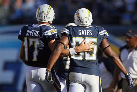 san diego chargers c 31 antonio gates philip rivers photos photos tennessee