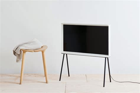 Fernseher Weiß 40 Zoll 1965 by Hifi Concept Living Samsung Serif Tv Ab Sofort