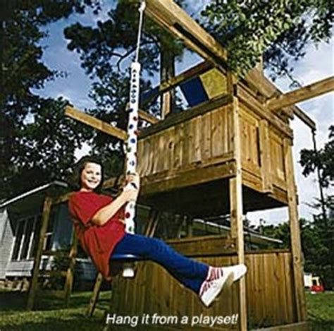 Custom Wooden Play Forts The Wooden Swing Company Frisco