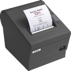 Printer Epson Murah Bandung jual printer kaser thermal epson tm82 bekas printer