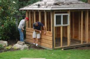 Design Your Own Shed Home by Should I Use Shed Plans To Build My Next Garden Shed