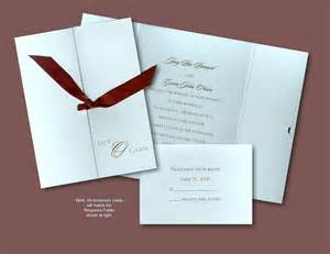 wedding invitations how to do it yourself wedding invitations ideas