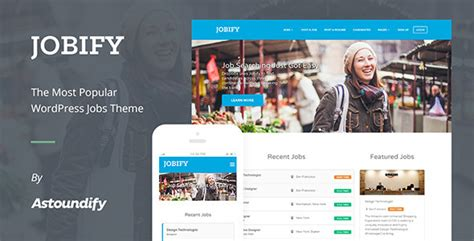 themeforest job board wordpress job board theme jobify v2 0 5 themeforest