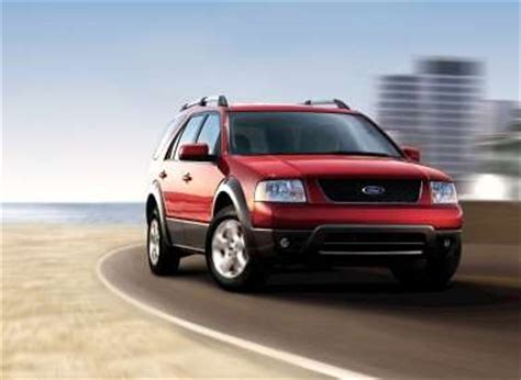 ford crossover 2007 ford freestyle taurus x used crossover buyer s guide