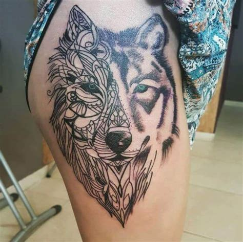 white wolf tattoo white wolf collections