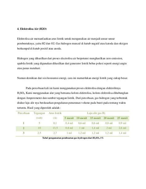 laporan praktikum membuat gas karbon dioksida pengolahan data praktikum gas hidrogen
