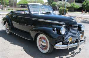 1940 chevy convertible coupe