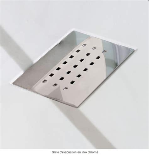 grille baignoire kinedo receveur de plat baignoire et