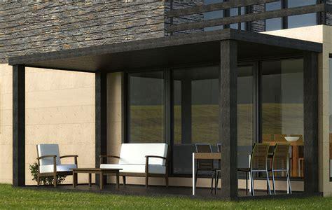 casa con porche extras cube casas prefabricadas y modulares cube